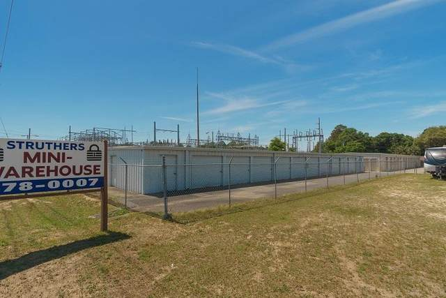 Struther's Mini Storage - 96 Units, Valparaiso, FL 32580 (MLS #842290) :: Back Stage Realty