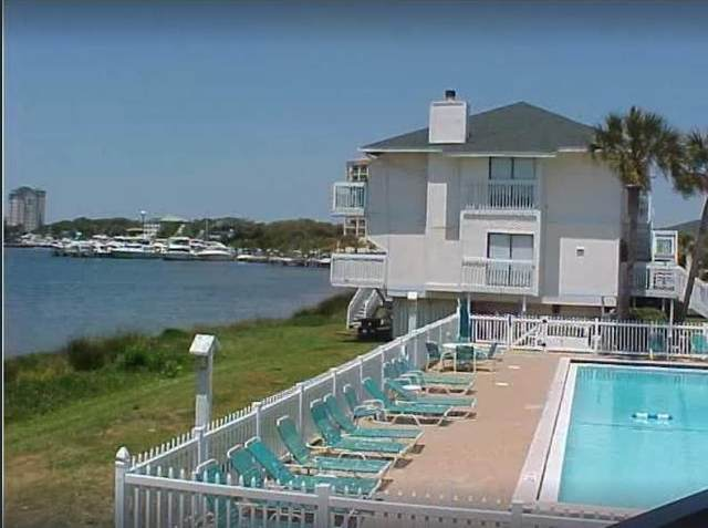 775 Gulf Shore Drive #1017, Destin, FL 32541 (MLS #842821) :: The Beach Group