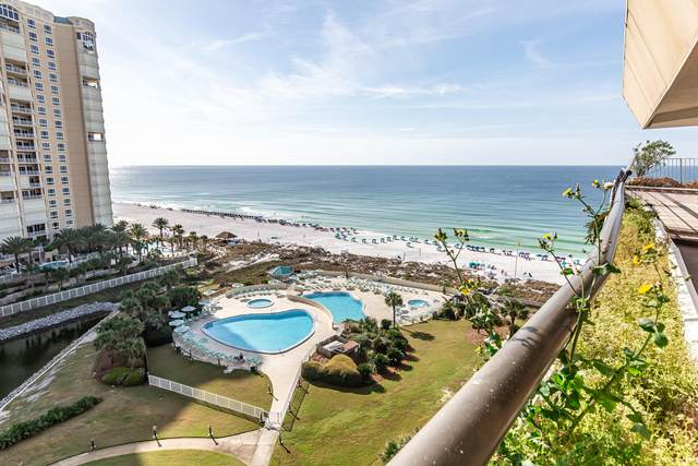 291 Scenic Gulf Drive #1107, Miramar Beach, FL 32550 (MLS #842958) :: Coastal Luxury