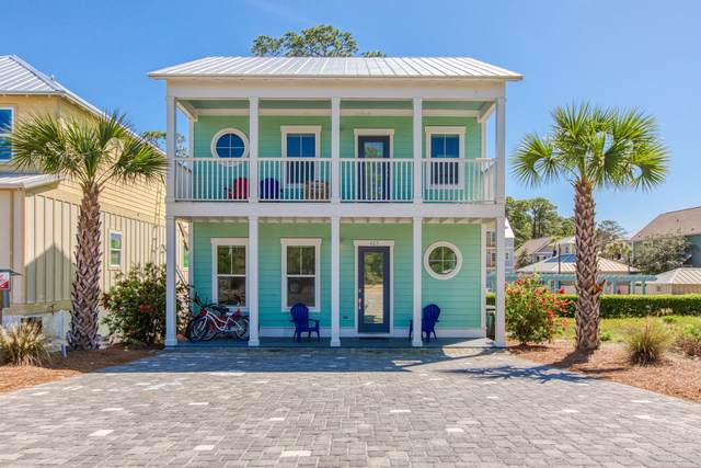 427 Dolphin Drive, Santa Rosa Beach, FL 32459 (MLS #843152) :: Scenic Sotheby's International Realty