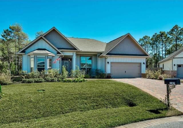 187 Tropical Breeze Drive, Santa Rosa Beach, FL 32459 (MLS #843375) :: Scenic Sotheby's International Realty