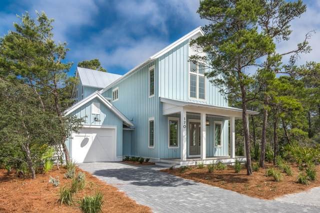 170 Morgans Trail, Santa Rosa Beach, FL 32459 (MLS #843398) :: Linda Miller Real Estate