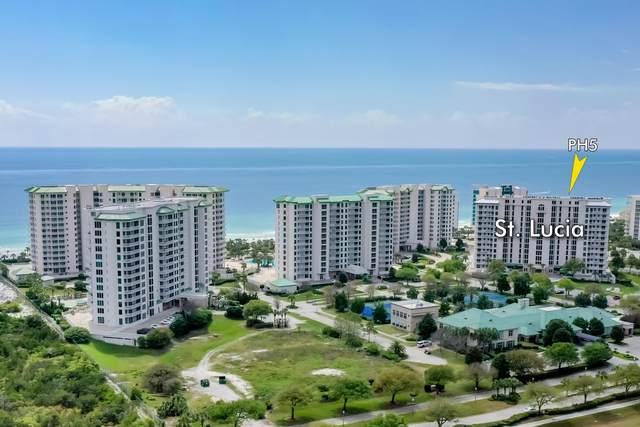 15100 Emerald Coast Parkway Unit Ph5, Destin, FL 32541 (MLS #843448) :: EXIT Sands Realty