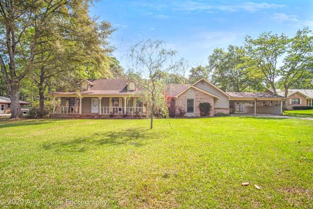 6039 Blueberry Lane, Crestview, FL 32536 (MLS #843603) :: Berkshire Hathaway HomeServices Beach Properties of Florida