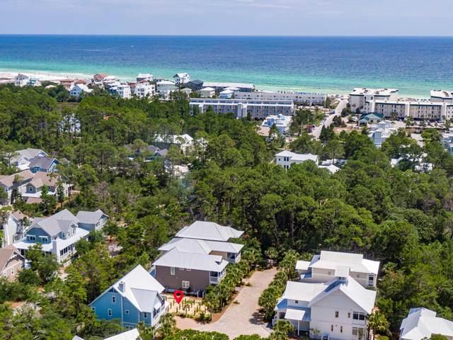 58 Tresca Lake Court Court, Santa Rosa Beach, FL 32459 (MLS #843649) :: Linda Miller Real Estate