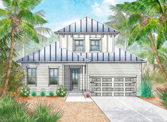 143 W Grande Pointe Drive, Inlet Beach, FL 32461 (MLS #843848) :: Berkshire Hathaway HomeServices Beach Properties of Florida
