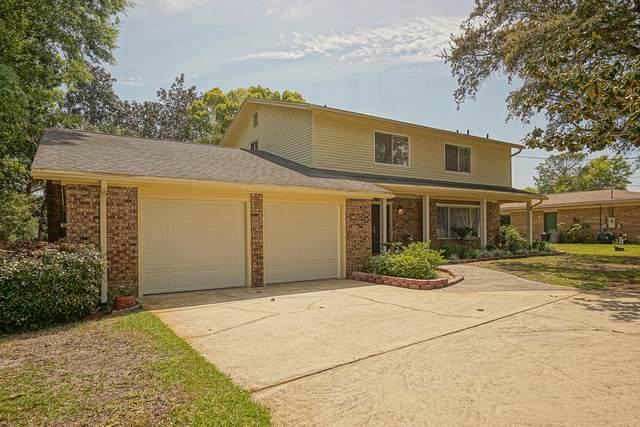 58 Country Club Road, Shalimar, FL 32579 (MLS #844121) :: Berkshire Hathaway HomeServices PenFed Realty