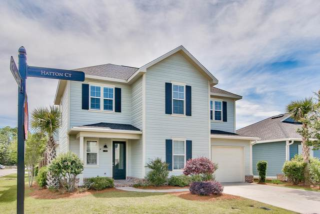 7 Hatton Court, Santa Rosa Beach, FL 32459 (MLS #844699) :: Counts Real Estate Group