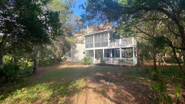 18 Seabreeze Place, Inlet Beach, FL 32461 (MLS #844866) :: Engel & Voelkers - 30A Beaches