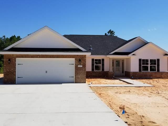 8097 Silver Maple Drive, Milton, FL 32583 (MLS #845056) :: Classic Luxury Real Estate, LLC