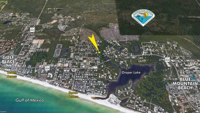 LOT 11 Bramble Street, Santa Rosa Beach, FL 32459 (MLS #845085) :: Classic Luxury Real Estate, LLC