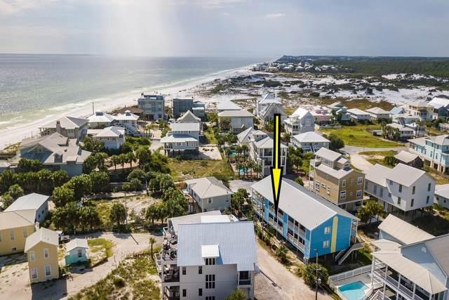 63 Sandy Lane Unit 102, Santa Rosa Beach, FL 32459 (MLS #845613) :: Scenic Sotheby's International Realty