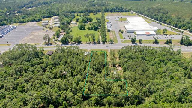 TBD Dog Track Road, Ebro, FL 32437 (MLS #845662) :: Berkshire Hathaway HomeServices PenFed Realty