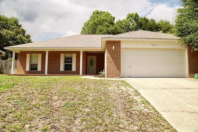 4441 Antioch Road, Crestview, FL 32536 (MLS #845679) :: The Premier Property Group