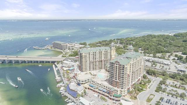 10 Harbor Boulevard Unit W627, Destin, FL 32541 (MLS #845811) :: Berkshire Hathaway HomeServices Beach Properties of Florida