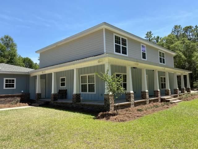 5311 Richard Road, Baker, FL 32531 (MLS #846309) :: The Beach Group