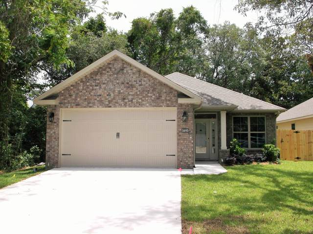 1693 Sycamore Avenue, Niceville, FL 32578 (MLS #846494) :: Classic Luxury Real Estate, LLC