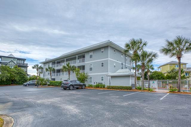 11 Beachside Drive Unit 1221, Santa Rosa Beach, FL 32459 (MLS #846503) :: The Premier Property Group