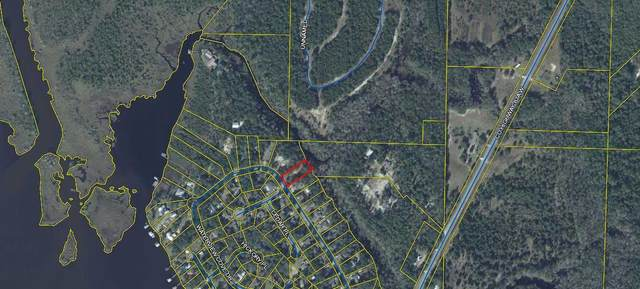 Lot 15 Waterview Cove Drive, Freeport, FL 32439 (MLS #846568) :: The Ryan Group