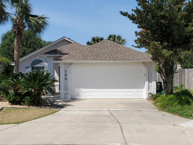 120 Bimini Court, Panama City Beach, FL 32413 (MLS #846682) :: Linda Miller Real Estate