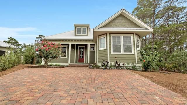 214 Spotted Dolphin Drive, Santa Rosa Beach, FL 32459 (MLS #846826) :: Linda Miller Real Estate