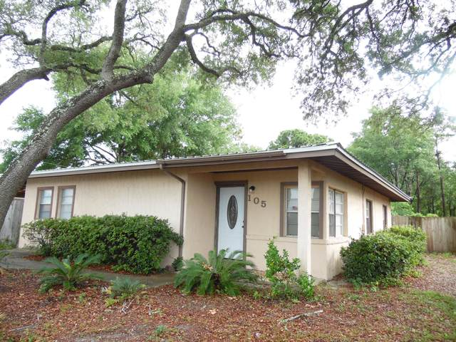 105 Jet Drive, Fort Walton Beach, FL 32548 (MLS #846918) :: Classic Luxury Real Estate, LLC