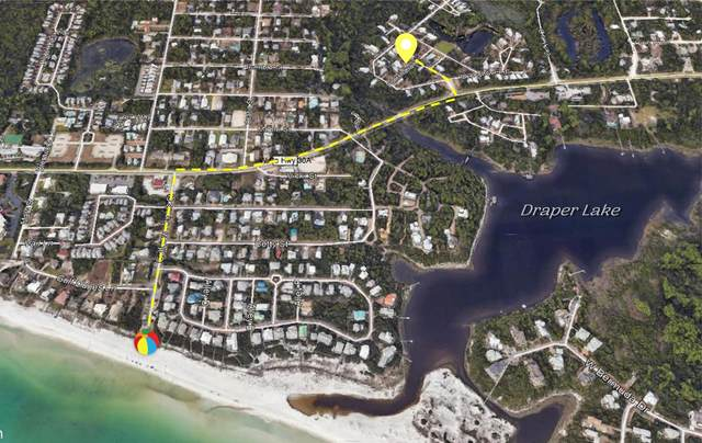 Lot 45 Pontchartrain, Santa Rosa Beach, FL 32459 (MLS #846971) :: Somers & Company
