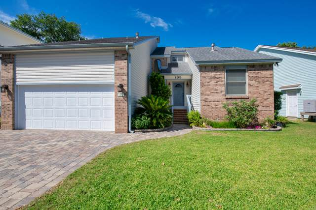 105 Port Drive, Shalimar, FL 32579 (MLS #847247) :: Classic Luxury Real Estate, LLC