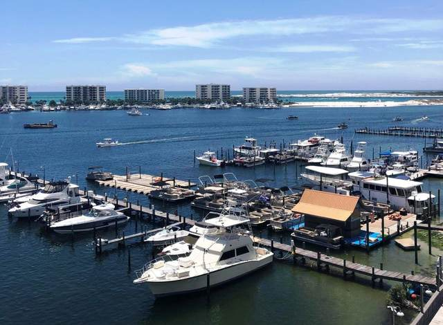 320 Harbor Boulevard Unit 502, Destin, FL 32541 (MLS #847294) :: ResortQuest Real Estate