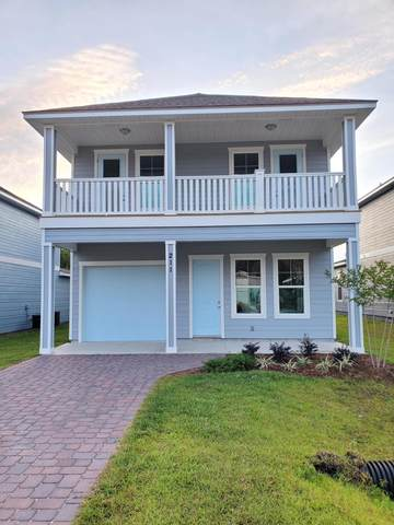 211 16th Street, Panama City Beach, FL 32413 (MLS #847622) :: Somers & Company