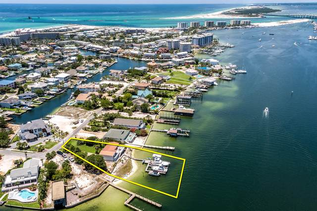 529 Norriego Road, Destin, FL 32541 (MLS #847639) :: Somers & Company