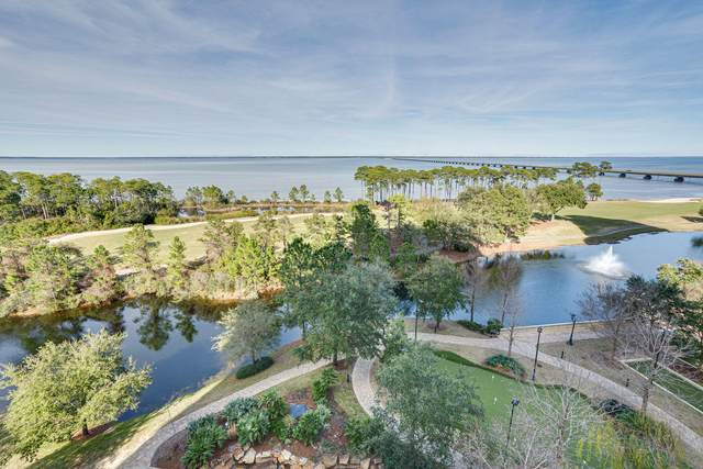 408 Kelly Plantation Drive Unit 709, Destin, FL 32541 (MLS #847711) :: Berkshire Hathaway HomeServices PenFed Realty