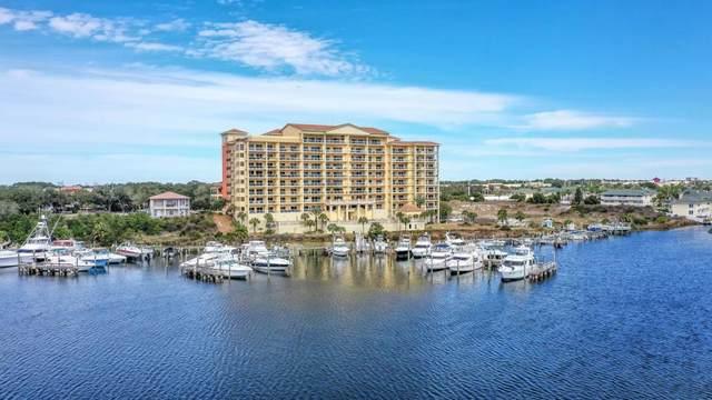 770 Harbor Boulevard D9, Destin, FL 32541 (MLS #847977) :: Counts Real Estate Group