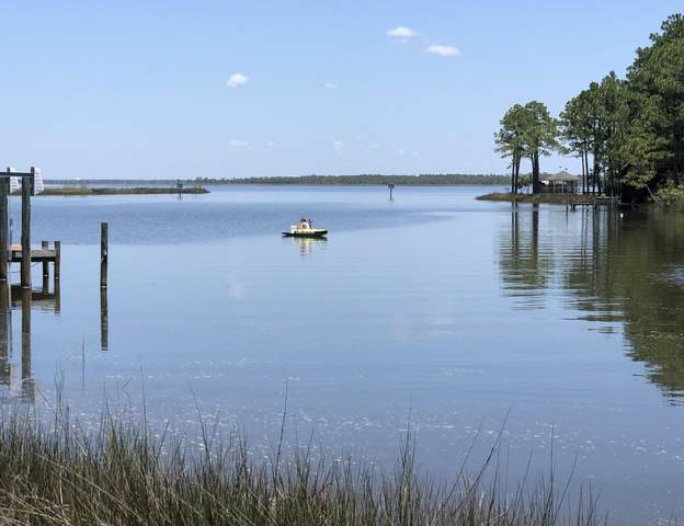 Lot 14 Woodland Bayou, Santa Rosa Beach, FL 32459 (MLS #848365) :: Back Stage Realty