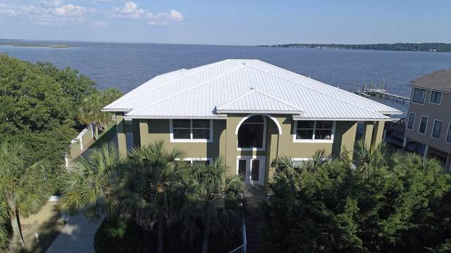 3699 Mackey Cove Drive, Pensacola, FL 32514 (MLS #848381) :: Classic Luxury Real Estate, LLC
