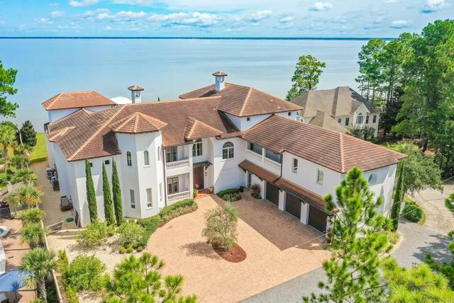 426 N Eden Park Drive, Santa Rosa Beach, FL 32459 (MLS #848776) :: Berkshire Hathaway HomeServices Beach Properties of Florida