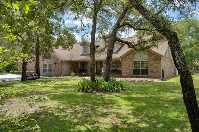 8907 Crooked Creek Drive, Panama City Beach, FL 32413 (MLS #848820) :: ResortQuest Real Estate