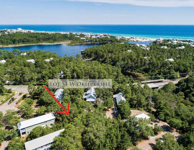 Lot 54 W Okeechobee, Santa Rosa Beach, FL 32459 (MLS #848884) :: The Premier Property Group