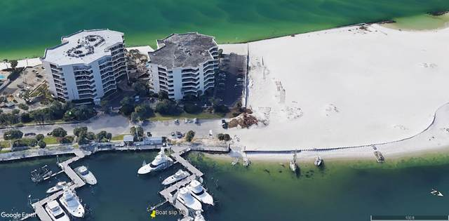 110 Gulf Shore Drive Unit 123, Destin, FL 32541 (MLS #849012) :: ResortQuest Real Estate