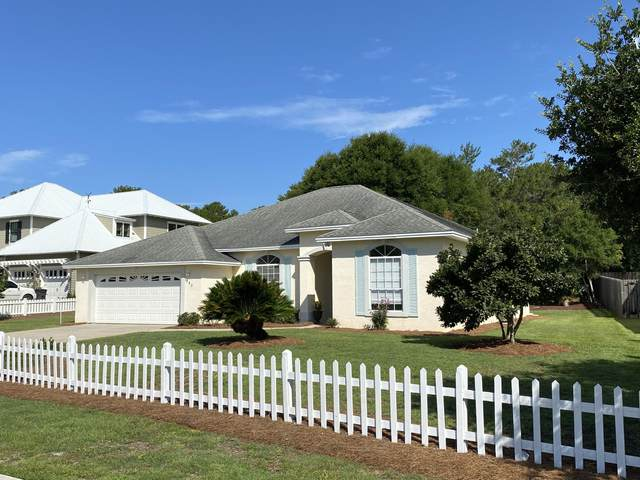 480 Seabreeze Circle, Inlet Beach, FL 32461 (MLS #849111) :: Vacasa Real Estate