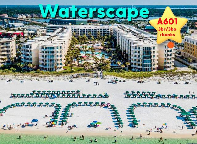 1110 Santa Rosa Boulevard Unit A601, Fort Walton Beach, FL 32548 (MLS #849383) :: ResortQuest Real Estate