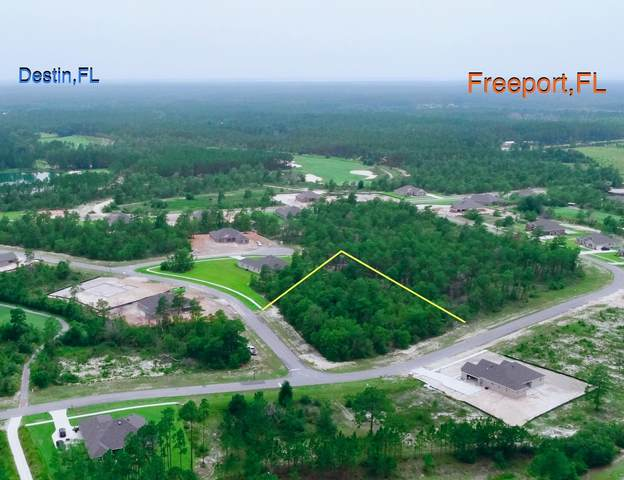11 F Hollow Log Lane, Freeport, FL 32439 (MLS #849409) :: RE/MAX By The Sea