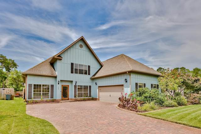 157 Mussett Bayou Court, Santa Rosa Beach, FL 32459 (MLS #849457) :: Vacasa Real Estate