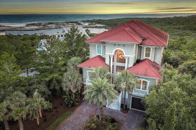 114 Loon Lake Drive, Santa Rosa Beach, FL 32459 (MLS #849809) :: Engel & Voelkers - 30A Beaches
