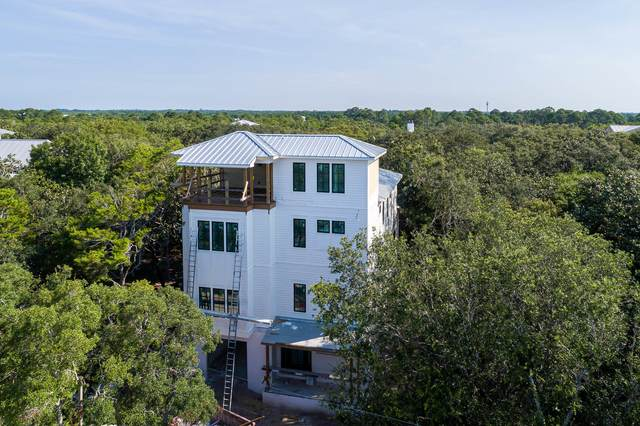 106 W Grove Avenue, Santa Rosa Beach, FL 32459 (MLS #850028) :: Luxury Properties on 30A