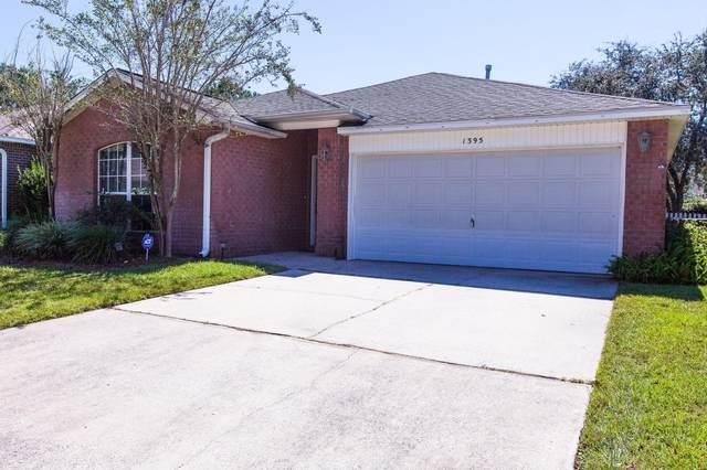 1395 Pearl S Buck Court, Niceville, FL 32578 (MLS #850171) :: Luxury Properties on 30A