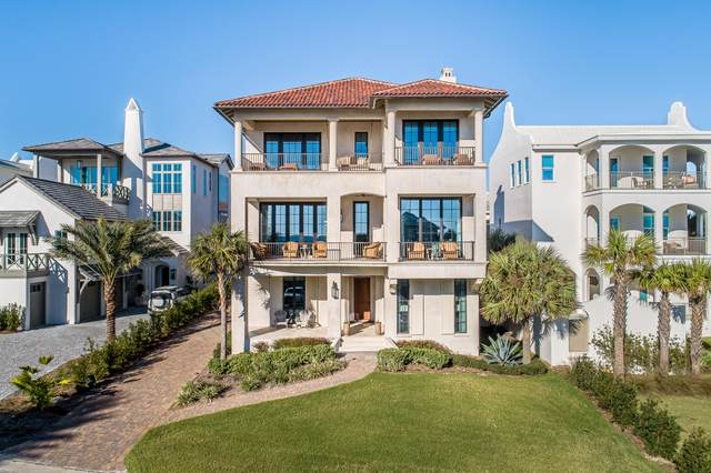 136 Paradise By The Sea Boulevard, Inlet Beach, FL 32461 (MLS #850205) :: Berkshire Hathaway HomeServices Beach Properties of Florida