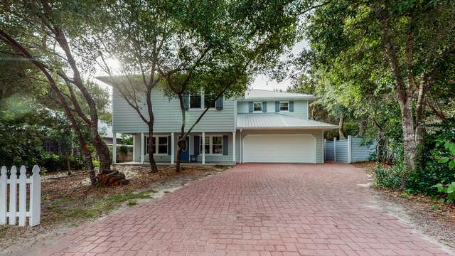 414 Seabreeze Circle, Inlet Beach, FL 32461 (MLS #850371) :: The Premier Property Group