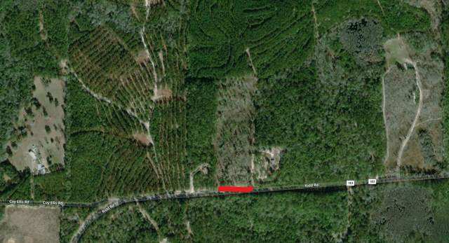 9.5 Acres N Co Hwy 183, Defuniak Springs, FL 32433 (MLS #850385) :: Scenic Sotheby's International Realty