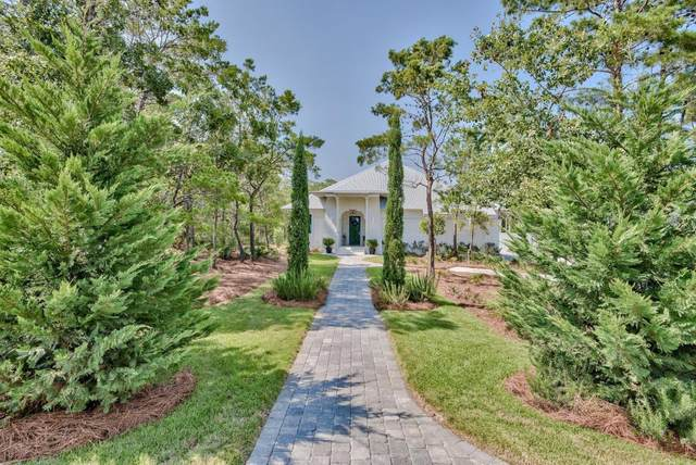 9 Surfside Drive, Santa Rosa Beach, FL 32459 (MLS #850443) :: RE/MAX By The Sea